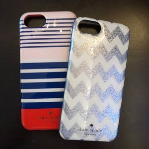 TWO KATE SPADE IPHONE 6/6s/7/8 CASE